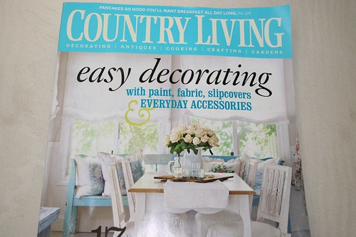 Best cover ever for Country Living
