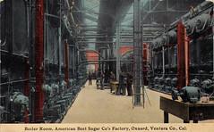 Sugar Town: Oxnard, CA