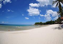 Der Strand von Chaweng