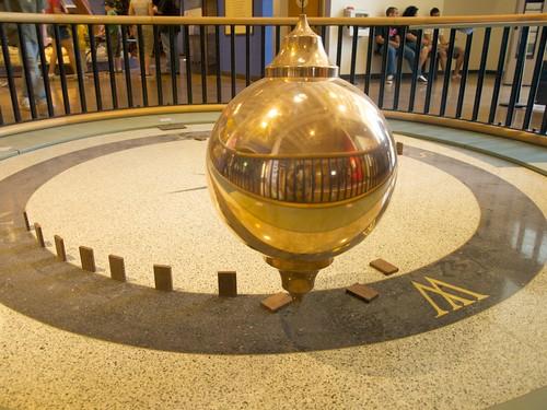 Faucault Pendulum