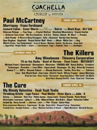 Coachella 09 poster /