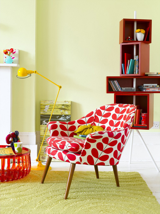 Color Me Monday: Red