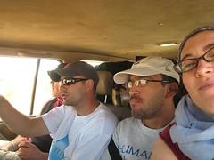car ride to GOZ 2