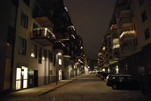 Min gata i stan
