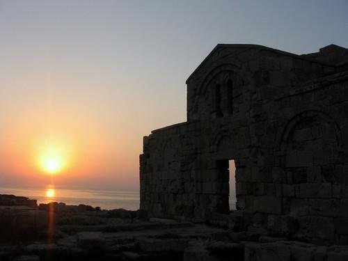 Abendstimmung auf Zypern