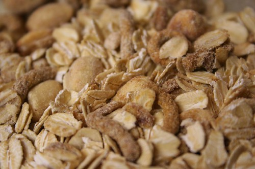 Granola up close: Seventh day of Christmas