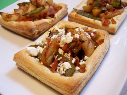 potato medley puff pastry
