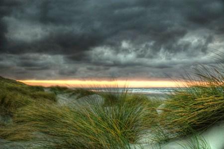 Northsea sunset