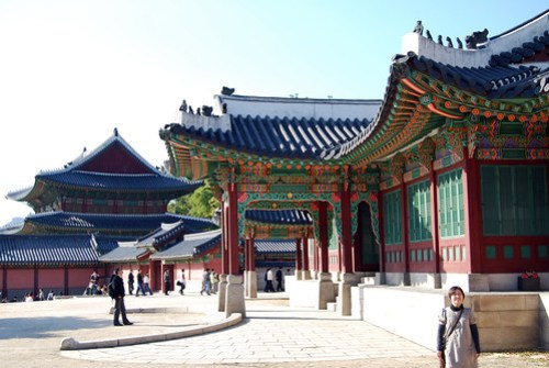 Huijeongdang Hall, Changdeokgung Palace