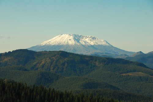 Mt St Helens