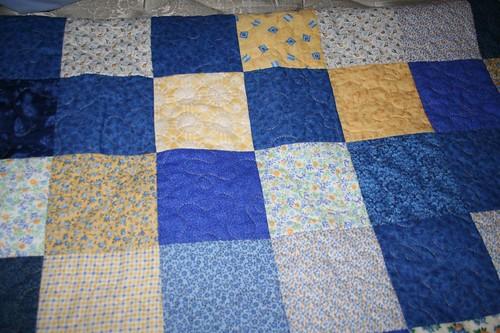 new NAU quilt