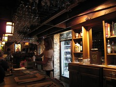 Brick Store Pub upstairs bar