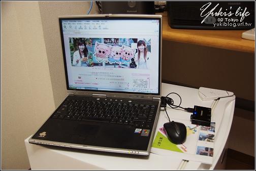 [08東京假期]*C1住宿 上野之家(日本東京民宿)平價住宿的好選擇 Yukis Life by yukiblog.tw