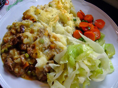 Shepperds Pie Dinner