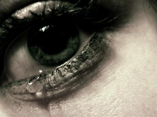 Tears are tasteless