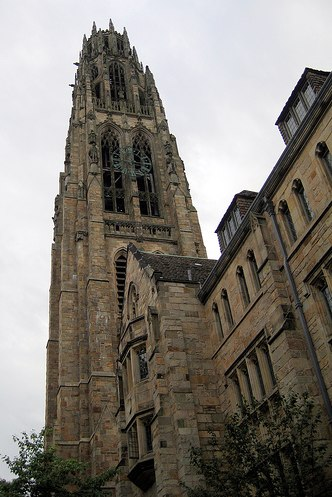 Flickr Photo Download: CT - New Haven - Yale University: Harkness Tower - Mozilla Firefox