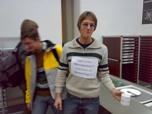 Armer Student