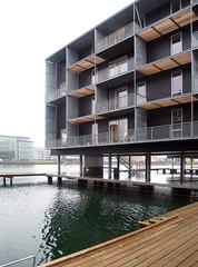 teglværkshavnen housing, tegnestuen vandkunsten