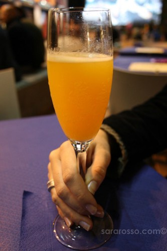 A Bellini for Aperitivo Italiano in Italy