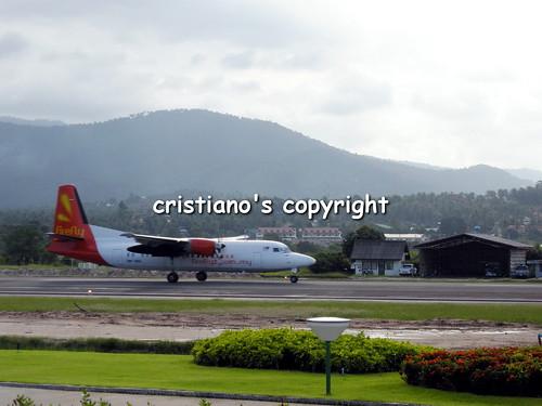 International Airport - Koh Samui, Thailand