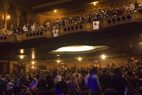 Pre-show Crowd, United Palace WSP