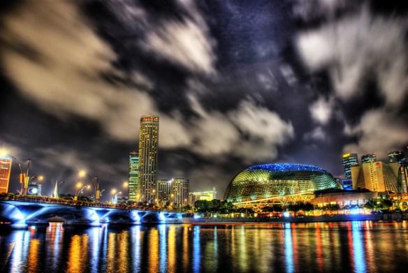 Time Never Waits.(Singapore)