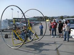 Tandem Bicycle?
