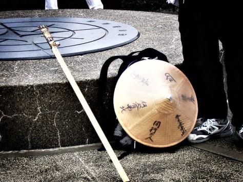 Pilgrim Gear at Ashizuri-Misaki