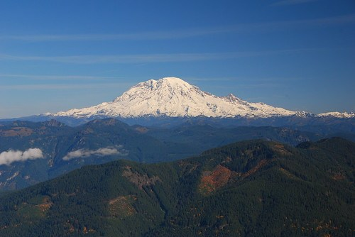 Mt Rainier