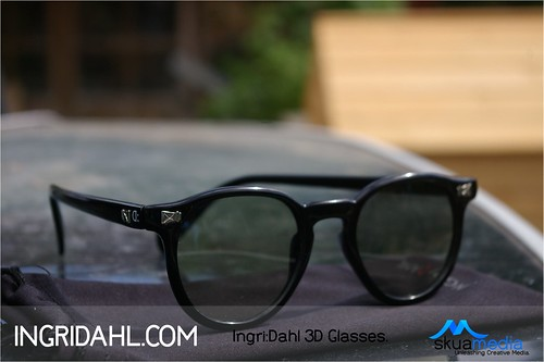 Ingri:Dahl 3D Glasses