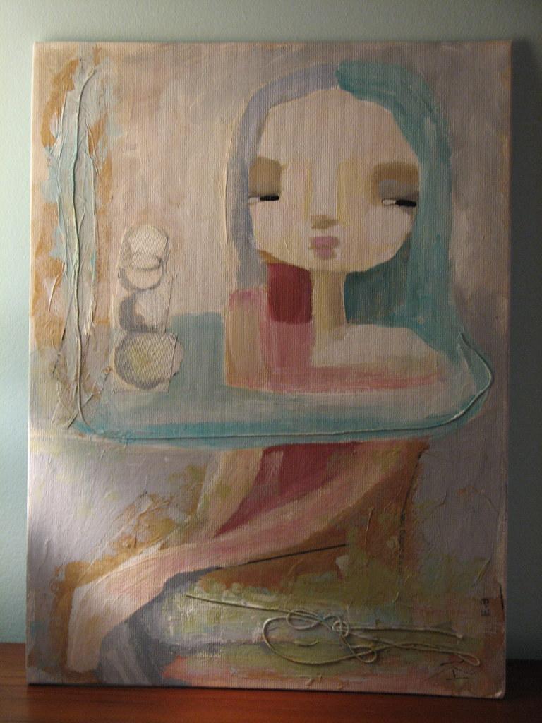 Painter Jacqueline Myers-Cho {JMC Designs}