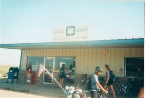 A photo of Slapout Service in Slapout, OK