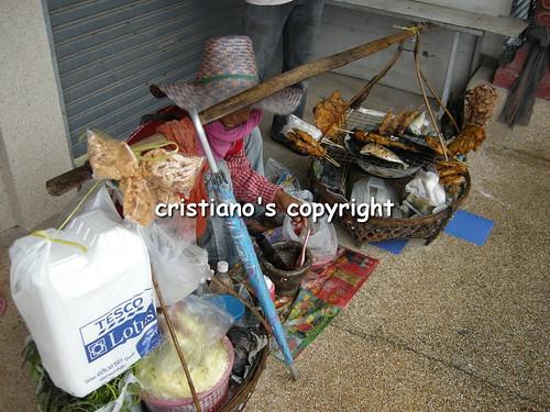 Street food - Koh Samui, Thailand