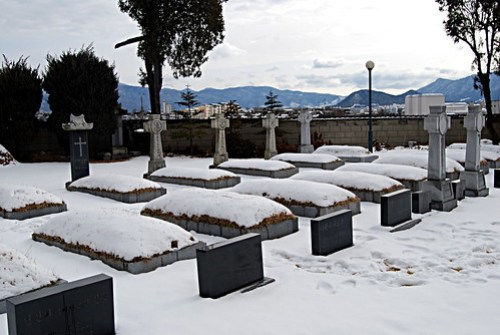 Graves, Jungnim-dong Cathedral