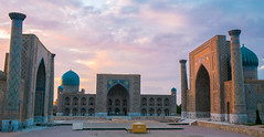 The dream of Samarqand