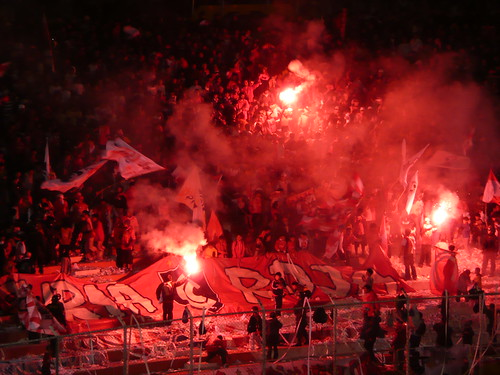 Flares for Cienciano
