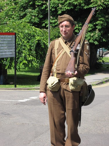 Bletchley Park WW2 Day - Home Guard