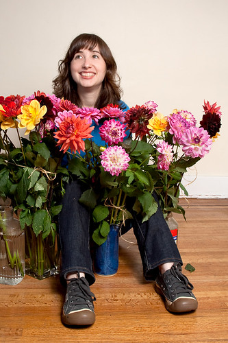Behind the scenes: The power of flowers