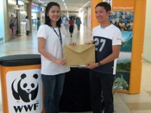 Bloggers Donate to WWF