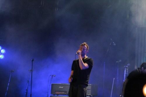 Blur at Oxegen