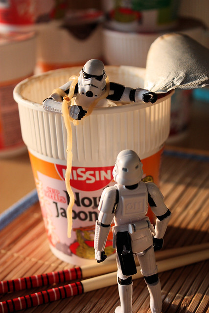 Nissin Instant Trooper