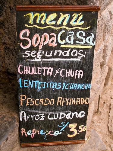 lunch sign board black board chalk board