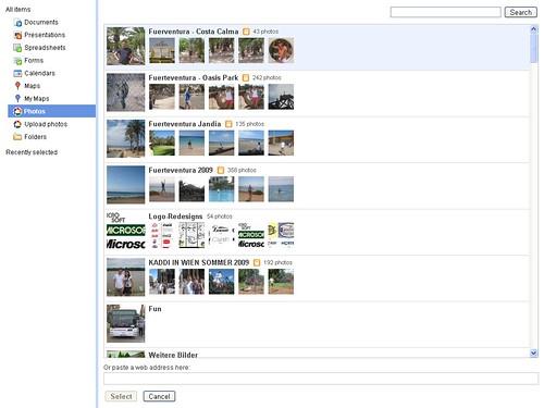 Google OnePick