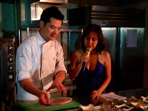 Chef Tristan & Rachel