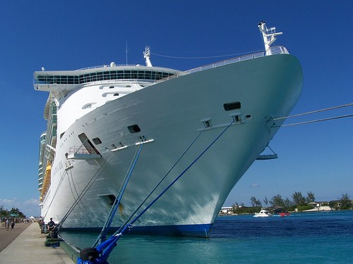 Navigator of the Seas, Nassau, Bahamas