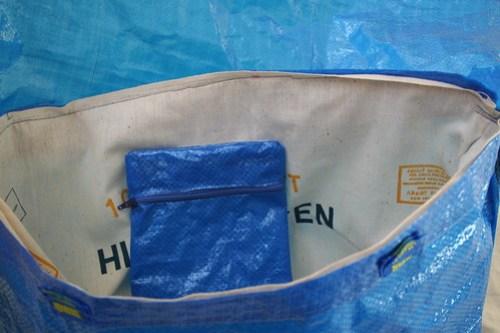 Chevroleg Bag