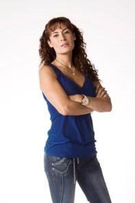Katherine Velez es Isabel Cristina en El capo