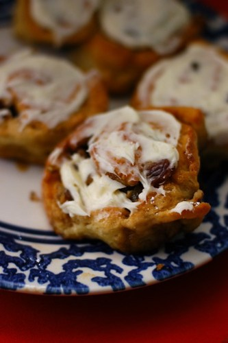 hello, cinnamon rolls (again