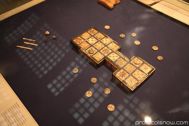 Royal Game of Ur - British Museum
