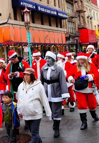 Santa Mob